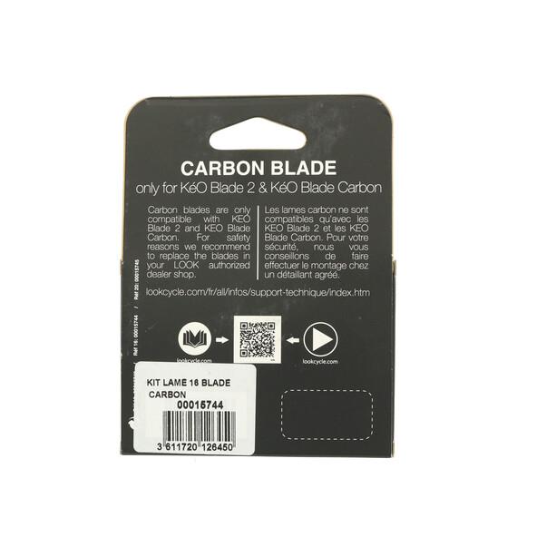 Look Kéo Blade Carbon 16Nm Sæt