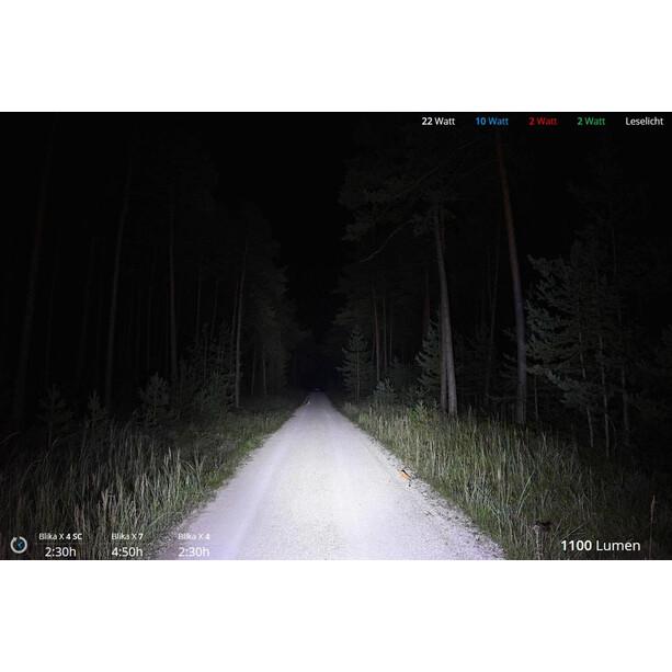 Lupine Blika RX 4 SmartCore Stirnlampe