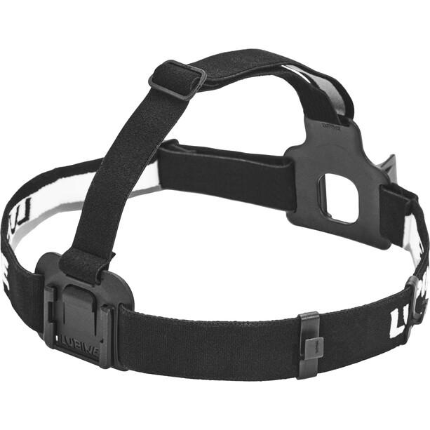 Lupine Piko/Blika FrontClick Stirnband schwarz