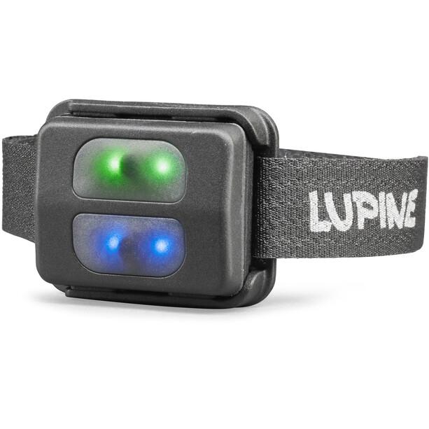 Lupine 2-Wege-Taster Funkfernbedienung für Blika und Alpha