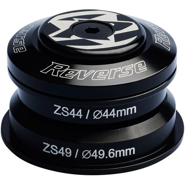 Reverse Base Steuersatz ZS44/28.6 | ZS49/30 schwarz