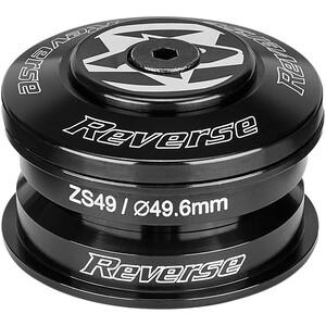 Reverse Base Steuersatz ZS49/28.6 | ZS49/30 schwarz schwarz