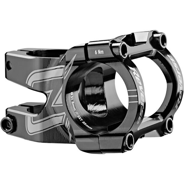 Reverse E-Black One Enduro Vorbau Ø31,8mm schwarz/grau