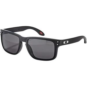 Oakley Holbrook Sonnenbrille schwarz schwarz