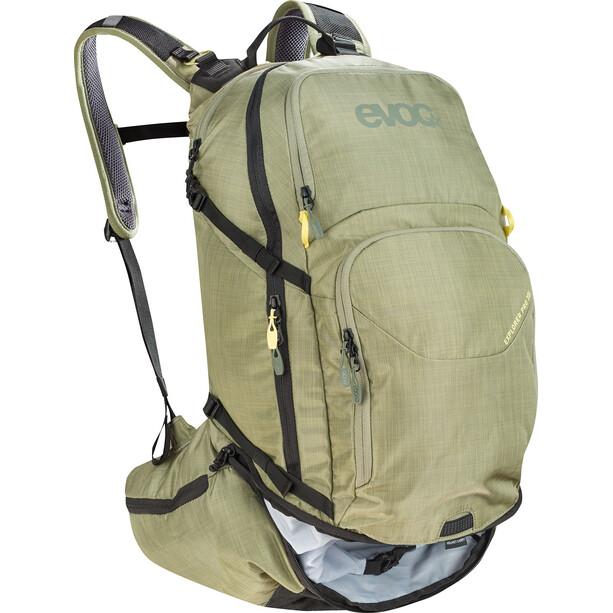 EVOC Explr Pro Technical Performance Pack 30l heather light olive