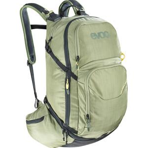 EVOC Explr Pro Technischer Performance Rucksack 30l heather light olive heather light olive