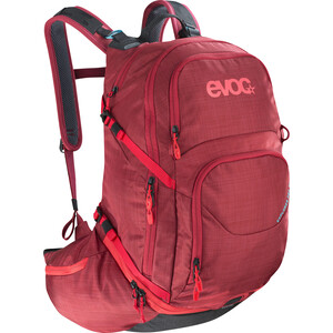 EVOC Explr Pro Technical Performance Pack 26l ヘザー ルビー