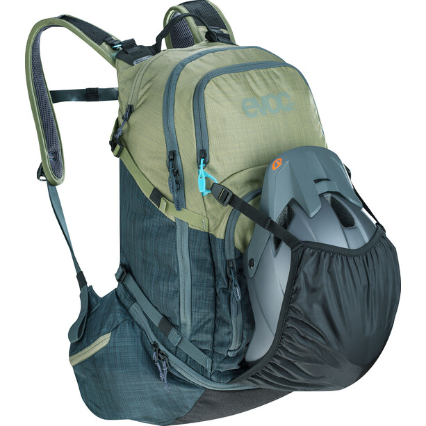 EVOC Explr Pro Technischer Performance Rucksack 26l heather light olive-heather slate