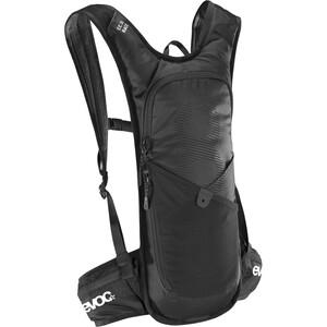 EVOC CC Race Lite Performance Rucksack 3l + 2l Bladder schwarz schwarz