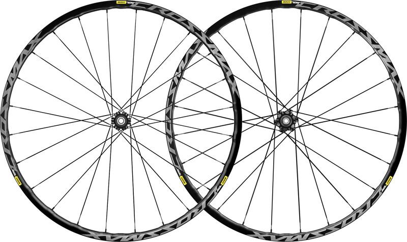 Mavic Crossmax Elite hjul 29 Svart  2018 El-sykkel Hjul