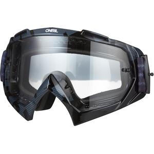 O'Neal B-10 Beskyttelsesbriller Svart/Hvit Svart/Hvit