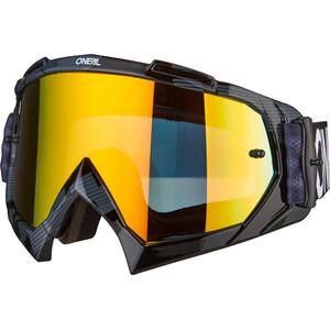 O'Neal B-10 Goggles svart/vit svart/vit