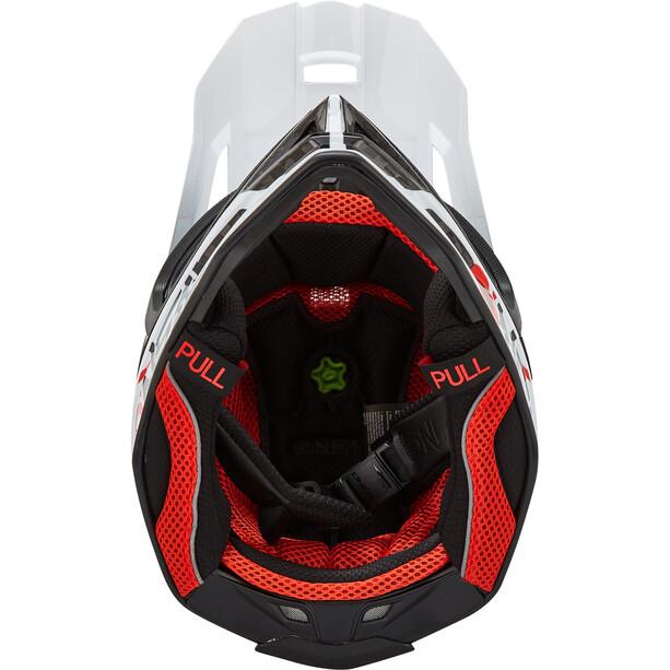 O'Neal Blade Carbon IPX Helm greg minnaar-white