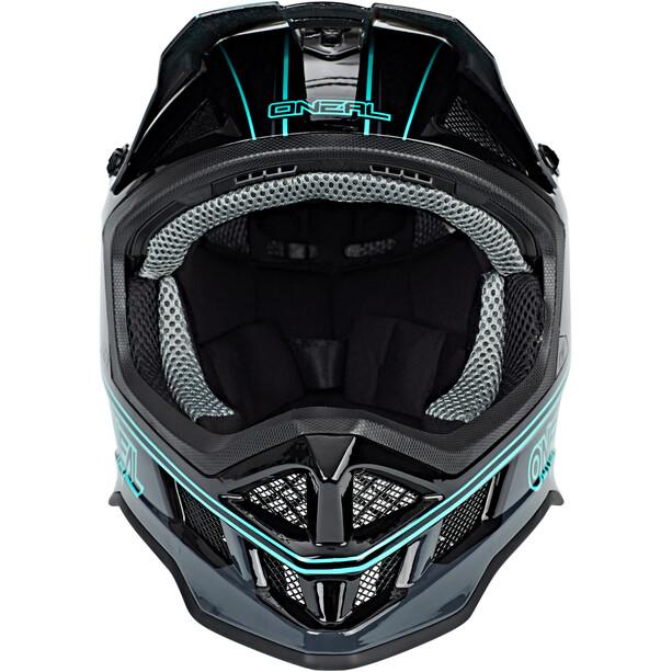 O'Neal Blade Helmet charger black/teal