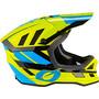 O'Neal Blade Hyperlite Helmet IPX SYNAPSE blue/neon yellow