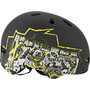 O'Neal Dirt Lid ZF Helm Bones rift yellow