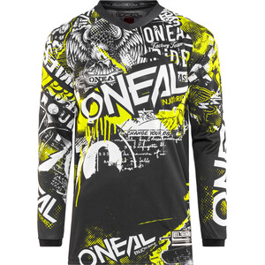 O'Neal Element Trikot Herren attack (black/hi-viz) attack (black/hi-viz)