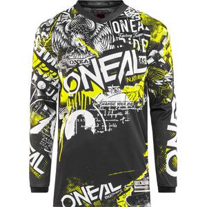 O'Neal Element Pyöräilypaita Miehet, musta/monivärinen musta/monivärinen