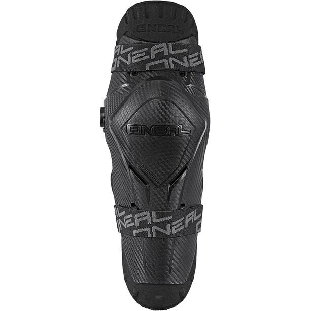 O'Neal Pumpgun MX Carbon Look Protection Adolescents, black