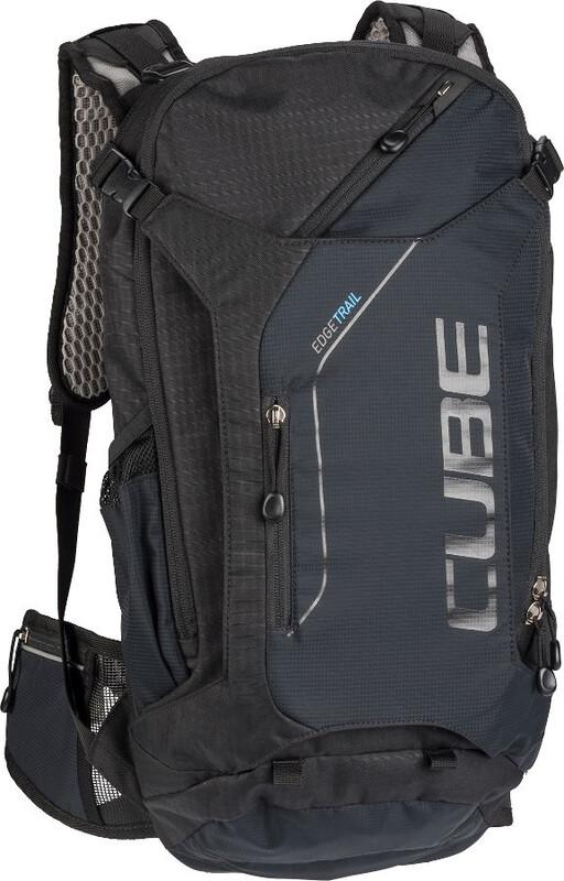 Cube Edge Trail Rucksack 16L black Fahrradrucksäcke  12100-black