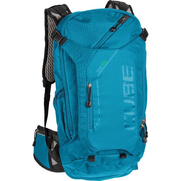 Cube Edge Trail Rucksack 16L blau