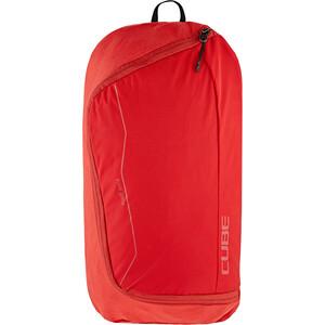 Cube  Pure 4 Race Backpack レギュラー レッド