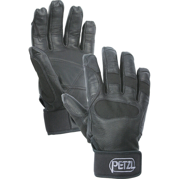 Petzl Cordex Plus Käsineet, musta