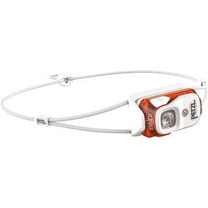 Petzl Bindi Stirnlampe orange orange
