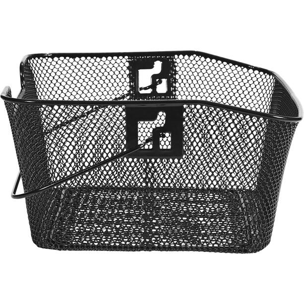 Basil Capri Hinterradkorb schwarz