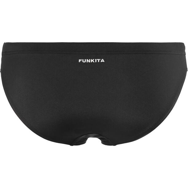 Funkita Sports Bikini Slip Damen still black