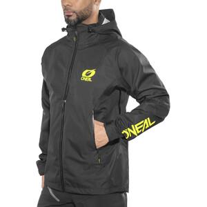 O'Neal Tsunami Rain Jacket Herr black black