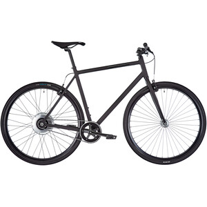 FIXIE Inc. Backspin Zehus black-matte black-matte