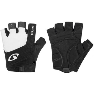 Giro Bravo Gel Handschoenen, wit/zwart wit/zwart