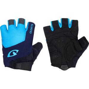 Giro Bravo Gel Handschuhe blau/schwarz blau/schwarz
