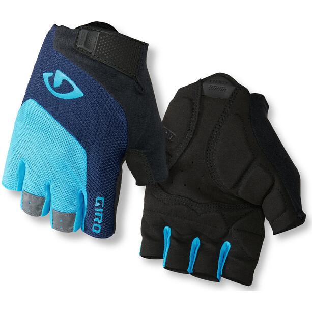 Giro Bravo Gel Handschuhe blue