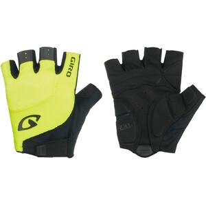 Giro Bravo Gel Handskar gul/svart gul/svart
