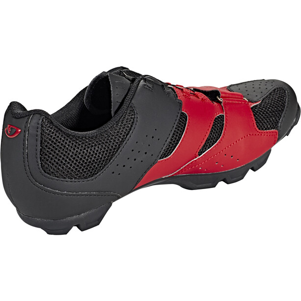 Giro Cylinder Shoes Herr dark red/black