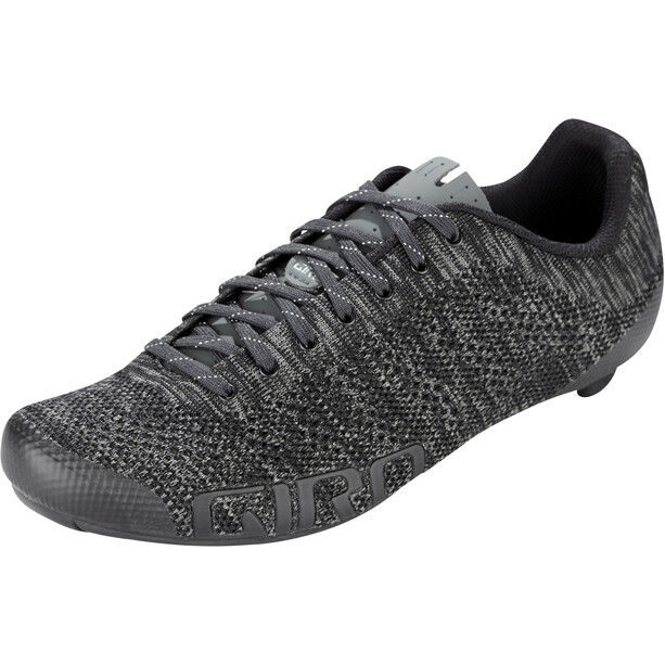 Giro Empire E70 Knit Schuhe Herren black/charcoal heather