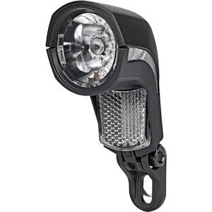 Busch + Müller Lumotec Upp T Senso Plus Frontlicht schwarz/transparent schwarz/transparent