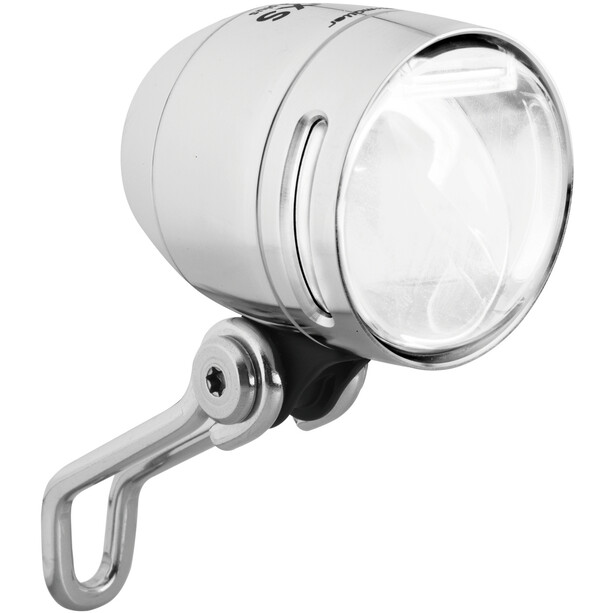Busch + Müller Lumotec IQ-XS T Senso Plus Front Lighting silver