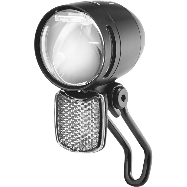 Busch + Müller Lumotec IQ-XS DC Front Lighting black