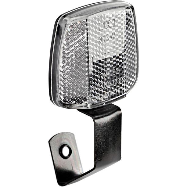 Busch + Müller Lampe avant avec fixation métallique en U
