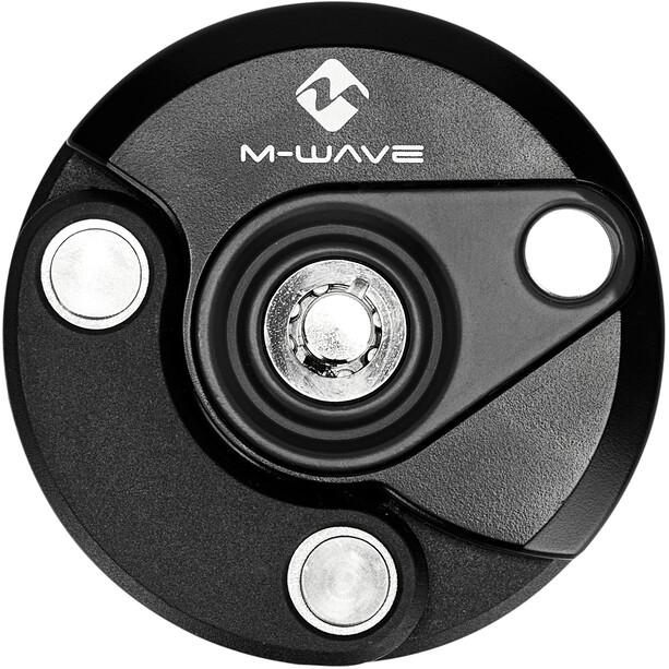 M-Wave Disc F 600 D Cykellås 600mm, sort