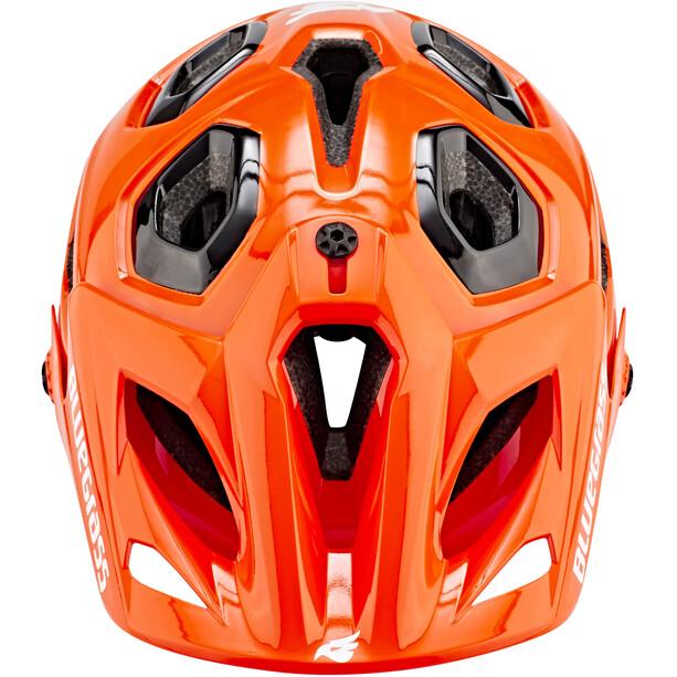 bluegrass Golden Eyes Helmet orange