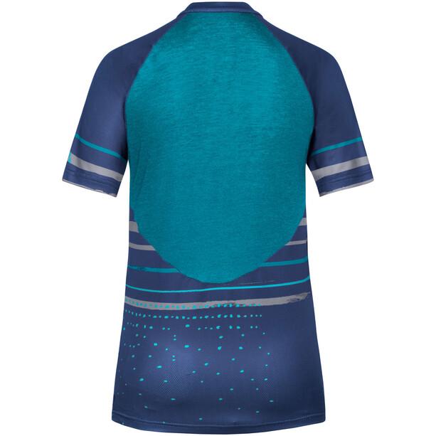VAUDE Ligure Shirt Damen sailor blue