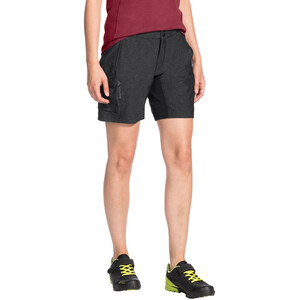 VAUDE Tremalzini Shorts Damen black black