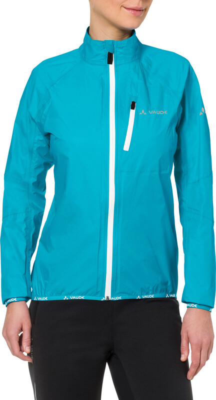 Drop III Jacket Women cyan 42 2018 MTB Jacken