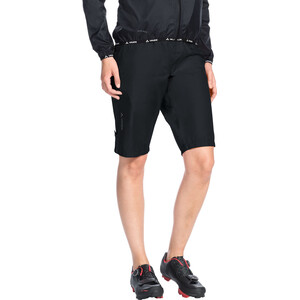 VAUDE Drop Shorts Dam black black