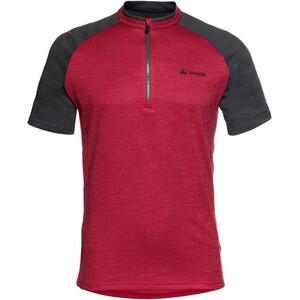 VAUDE Tamaro III Shirt Herren dark indian red dark indian red