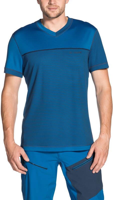 Moab III Shirt Men fjord blue S 2018 MTB Trikots